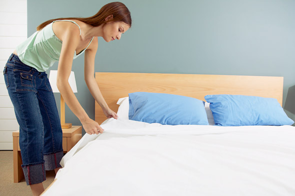 Change Bed Sheets Every Day
