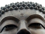 Buddha with a Third Eye Marking