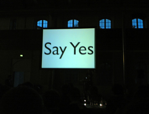 How to Know When to Say Yes
