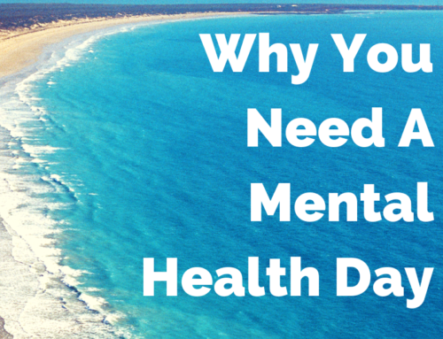 Why I Changed My Mind About Mental Health Days