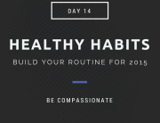 healthy habits compassion
