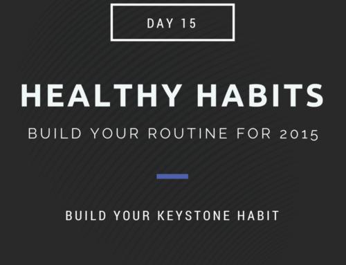 Build Your Keystone Habit