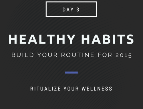 Ritualize Your Wellness