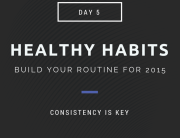Healthy Habits Consistency