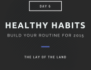Healthy Habits Keep Doing