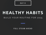 healthy habits start doing