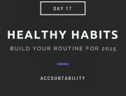 Healthy Habits Accountability Partner