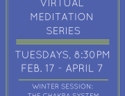 winter meditation series chakras