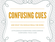 Common Confusing Yoga Cues and What To Do