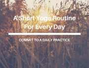 yoga practice for every day