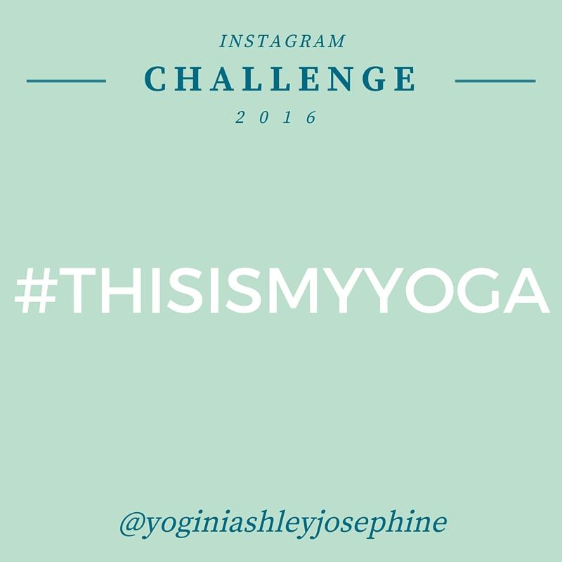 2016 yoga challenge