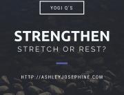 yoga questions