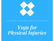 anatomy of yoga for injuries
