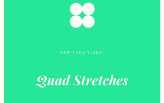 yoga stretches for quads