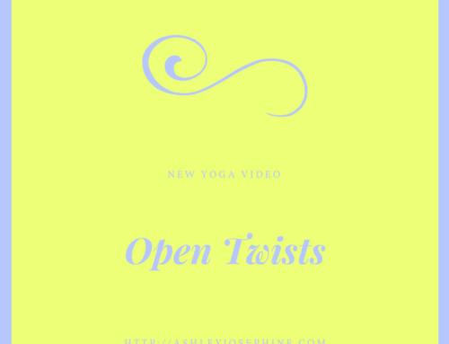 Open Twists