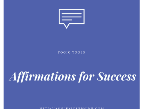 7 Affirmations for Success
