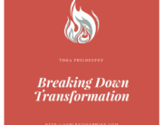 breaking down transformation