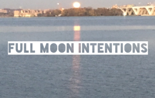 supermoon intention setting