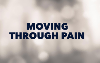 moving through pain