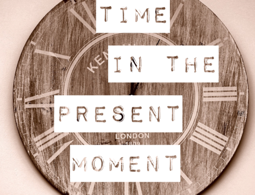 Time In the Present Moment