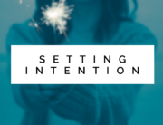 setting intention