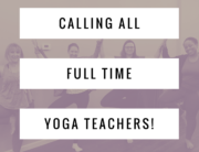 yoga teacher interview project