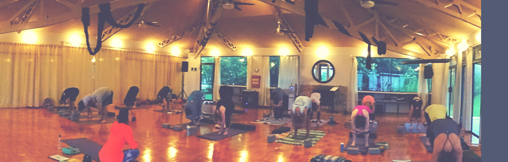 Yoga Retreats and Workshops