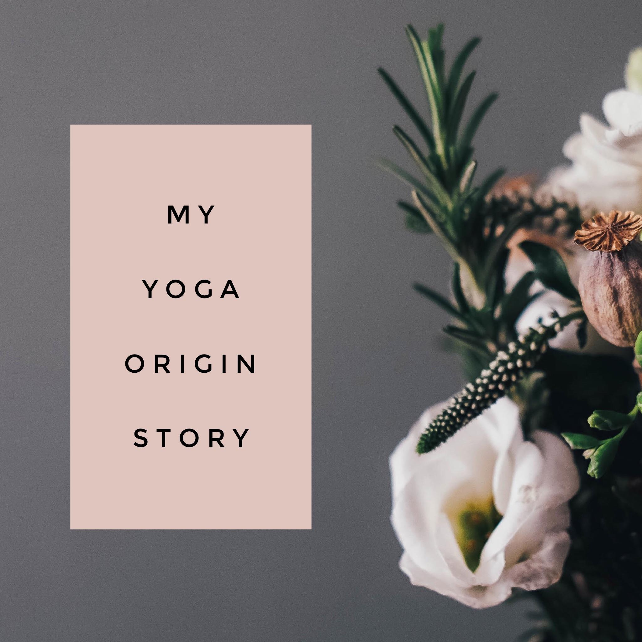 yoga origin story