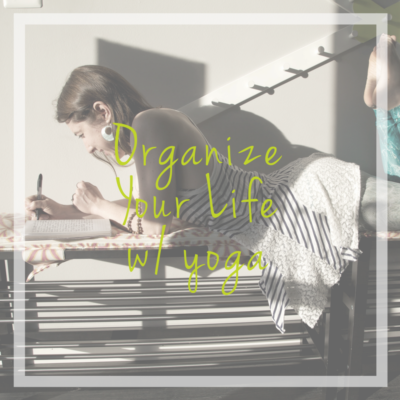 organize your life tapas