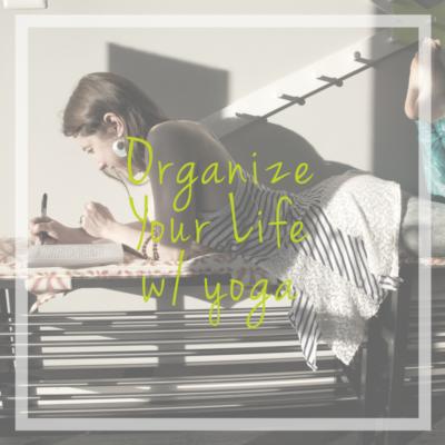 organize your life tapas