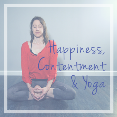 happiness and contentment