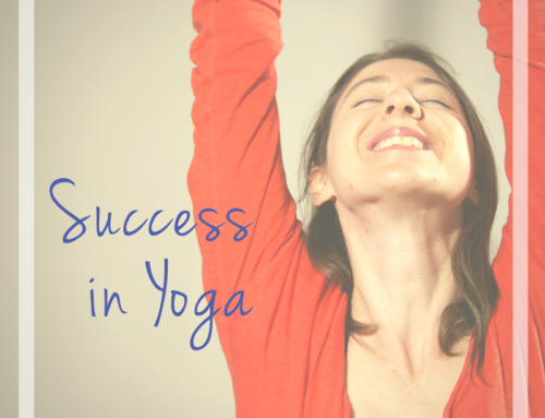Success in Yoga