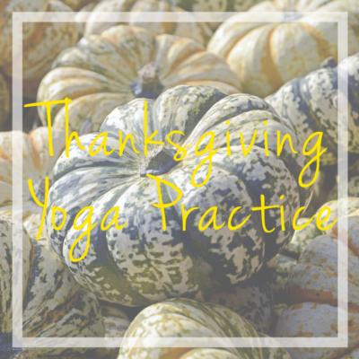 Surrender for Thanksgiving